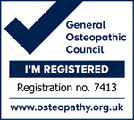 Find an Osteopath at www.osteopathy.org